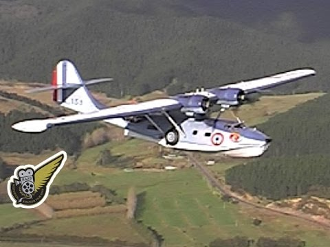 catalina - A truly elegant aircraft, this is currently the only airworthy Catalina in New Zealand, and is lovingly maintained by the Catalina Group of New Zealand. See:...