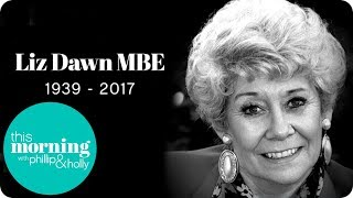 Video Kevin Kennedy Pays Tribute to Coronation Street Legend Liz Dawn | This Morning MP3, 3GP, MP4, WEBM, AVI, FLV Oktober 2017
