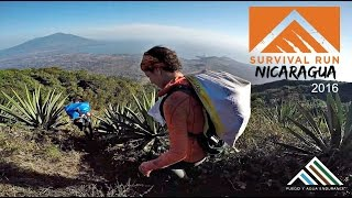 http://www.OCRTUBE.com - Located in the Isle of Ometepe, the 76km Survival Run offered the most unique and challenging obstacles and terrain to test you ment...