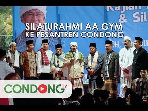 Silaturahmi Aa Gym