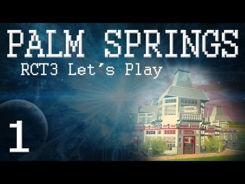 rct3 - Welcome to Palm Springs, an amusement park dedicated to giving you a thrilling and enjoyable vacation! MUSIC: DJVI - Active 2012 (World Edit) Zuelo - Hymn of...