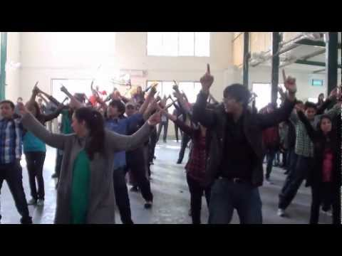 Dance party at Lahore School of Economics