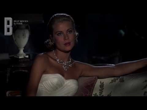 "Grace Kelly's Last Hitchcock Film: ""To Catch a Thief"" (1955)"