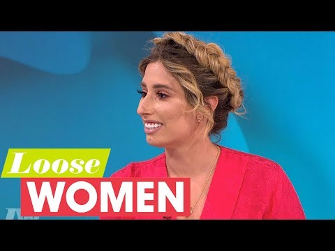 Stacey Solomon Reveals Why She's Chosen to Home School Her Children | Loose Women (видео)