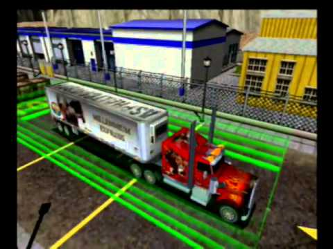 18 wheeler american pro trucker gamecube iso