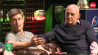 Ronan O'Gara's insight into coaching at Crusaders and working with ex-All Blacks