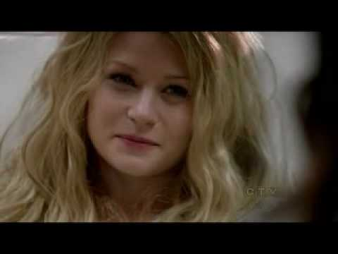 Claire covers for Kate (season 6 scene)
