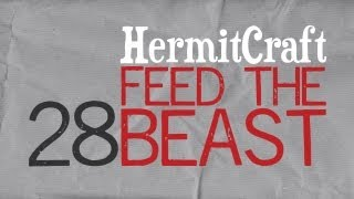 HermitCraft Feed The Beast: Episode 28 - Bee Experimentation