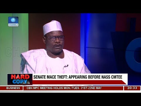 I Regret Supporting Saraki - Ndume | Hard Copy |
