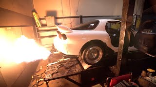 We installed a Flamethrower tune on my Rx-7... by TJ Hunt