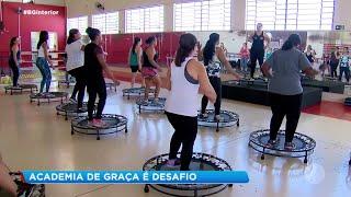 Academia de Pompeia promove gincana e premia quem perde mais peso