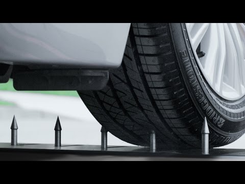 DriveGuard Run-Flat Tire by Bridgestone