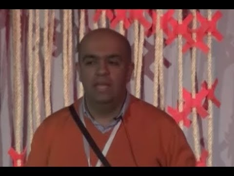 If You Are A Man .. Speak | Ahmed Abdelkarim | TEDxYouth@Alexandria