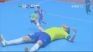 Video Match 39: Brazil v Iran - FIFA Futsal World Cup 2016 MP3, 3GP, MP4, WEBM, AVI, FLV Oktober 2018