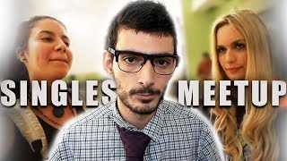 Video Secretly Filmed Singles Meetup Didn't Go As Expected MP3, 3GP, MP4, WEBM, AVI, FLV Oktober 2018