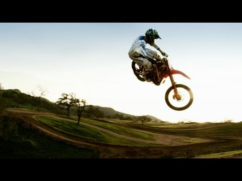 Cole - Behold the majesty that is Cole Seely. A native of central California, Cole runs the show in this heart-thumping motocross video on his home soil at Zaca Sta...