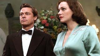 ALLIED Official TRAILER (Brad Pitt, Marion Cotillard - Drama, Romance, 2016) by Inspiring Cinema