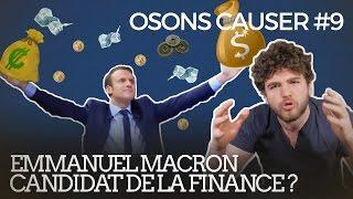 Video Macron : candidat de la finance ? par Osons causer MP3, 3GP, MP4, WEBM, AVI, FLV Agustus 2017