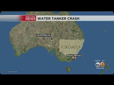 Video - Αυστραλία: Συνετρίβη πυροσβεστικό αεροσκάφος - Τρεις Αμερικανοί νεκροί