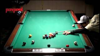 Pt 1 - $20,000 One Pocket Challenge - Frost Vs Pagulayan / Feb 2013