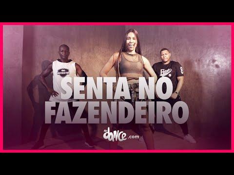Senta no Fazendeiro  - MC Jacaré | FitDance (Coreografia) | Dance Video