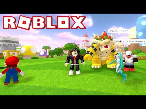 Think Roblox Is Stupid? THIS MARIO GAME WILL BLOW YOUR MIND!!!! (видео)