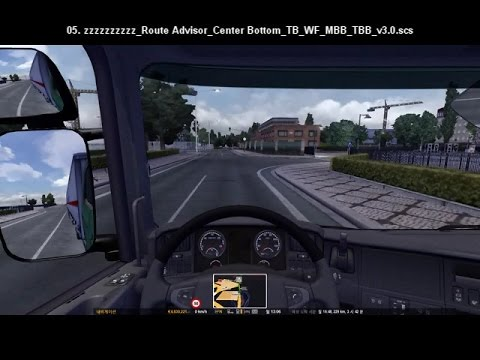 Route Advisor Mod Collection v3.0