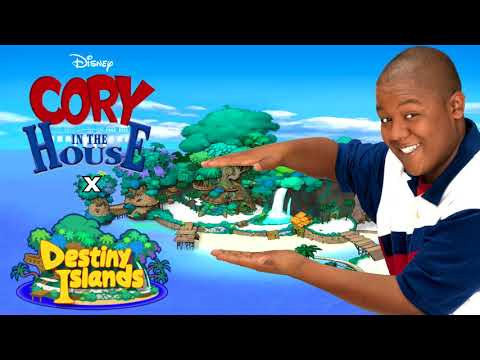 Cory on the Destiny Islands (Cory In The House and Kingdom Hearts mashup)
