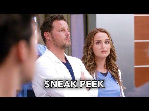 Grey's Anatomy 14.01 Clip