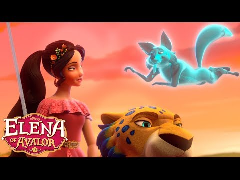 Don't Be Our Guest | Elena Of Avalor | Disney Junior