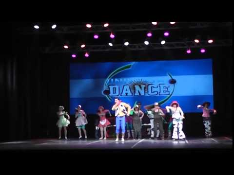 Show dance Danger-Toy Story