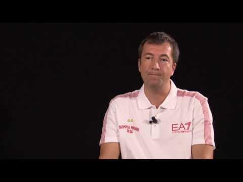 Pre-season interview: Luca Banchi, EA7 Emporio Armani Milan