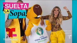 Karol G le pondrá su voz a la Copa América 2019 | Suelta La Sopa