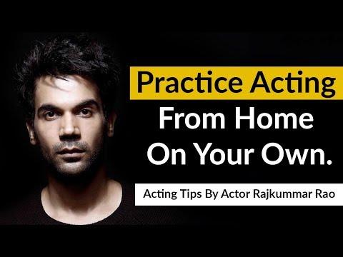 Acting Tips By Actor Rajkummar Rao | 15 Emotions Every Actor Should Know |बॉलीवुड के लिए अभिनय टिप्स
