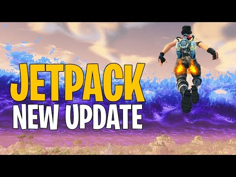 JETPACK New Update | FORTNITE Funny Moments (Fortnite Funny Fails and Epic Moments)