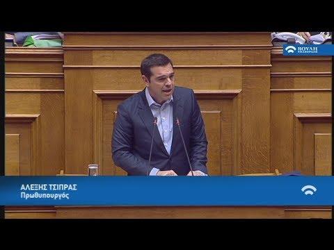 Αλ. Τσίπρας: Η αντιπολίτευση διέλυσε τη μεσαία τάξη, εμείς ερχόμαστε να την αποκαταστήσουμε