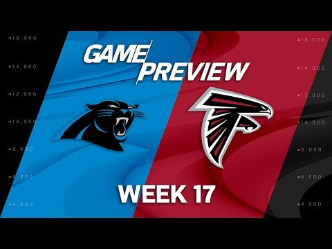 Video: Carolina Panthers vs. Atlanta Falcons | NFL Week 17 Game Preview | Move the Sticks
