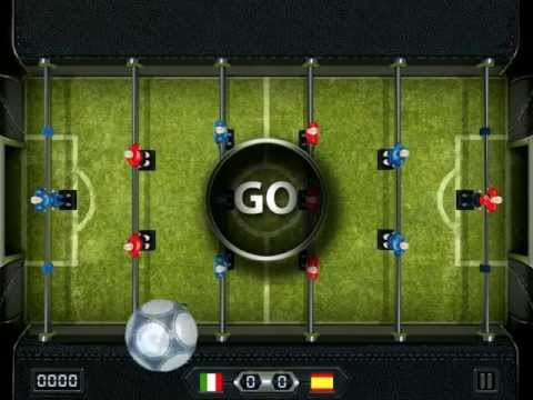 Video of Foosball Cup
