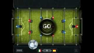 Foosball Cup YouTube video