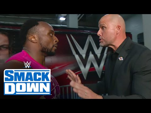 Big E returns with brutal attack on WWE security guard: SmackDown, Sept. 18, 2020
