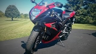 5. 2014 Suzuki GSXR 750 Review/Walkaround