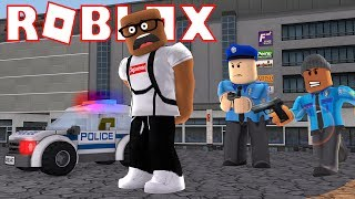"""Today I Am GETTING ARRESTED IN ROBLOX.  I Hope You Guys """"LIKE"""" This Roblox Video.Help This Channel Grow To 200,000 Subscribers!Subscribe ➽ http://bit.ly/1PYxftTPrevious Video ➽ https://www.youtube.com/watch?v=9PO4moUyG2EWhat Other Games Would You Guys Like To See Played On ThIs Channel?Social Media!Twitter ➽ https://goo.gl/JbolWWInstagram ➽ https://goo.gl/ldMTVRFacebook ➽ https://goo.gl/OfsRblSnapchat ➽ https://goo.gl/fNFQHTMain channel ➽ https://goo.gl/i1AkwASUBSCRIBE TO THE BROS:Kevin ➽ https://goo.gl/pah2sXKaelin ➽  https://goo.gl/DFVdZ8Brief ROBLOX History:Roblox was founded in 2004 by David Baszucki and Erik Cassel.  ROBLOX was formerly known as Dynablocks before it got a name change to ROBLOX in 2005. In 2006 ROBLOX was released to the public.  The current currency for ROBLOX is referred to as ROBUX.ROBLOX is a game that is targeted towards kids of all ages.Some of my favorite ROBLOX mini games are Roblox Deathrun, Escape The iPhone, Escape The High School, and many others.  It is so much fun to role play and roam through the varies of mini games that Roblox has to offer. What are your favorite Roblox games? Be sure to let me know in the comments so that we can see more Roblox videos in the future.Thank You All For Watching  And LET'S CONTINUE GROWING!!! guide commentary playthrough roleplay"""