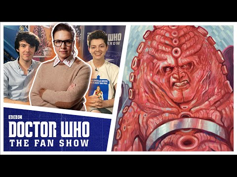 Doctor Who: The Fan Show - Zygons with Ingrid Oliver