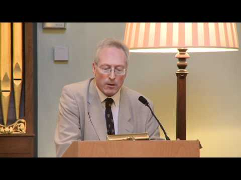 Prof Diarmaid MacCulloch - Voices und Stille in Tanach und Christian New Testament (Vortrag 1)