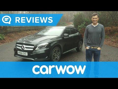 Mercedes GLA 2017 review | Mat Watson Reviews