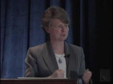 benyus - DESCRIPTION: Series: Global Forum 2009: Business as an Agent of World Benefit Title: Keynote Address - Janine Benyus Date: 4 June 2009 Location: Peter B. Lew...