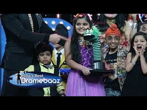 India's Best Dramebaaz : Swasti Nitya Wins The Sho