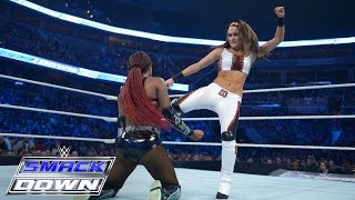 Nonton Alicia Fox   Brie Bella Vs  Naomi   Tamina  Smackdown  December 31  2015 Film Subtitle Indonesia Streaming Movie Download