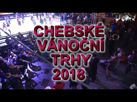 Chebské vánoční trhy 2018 čtvrtá část