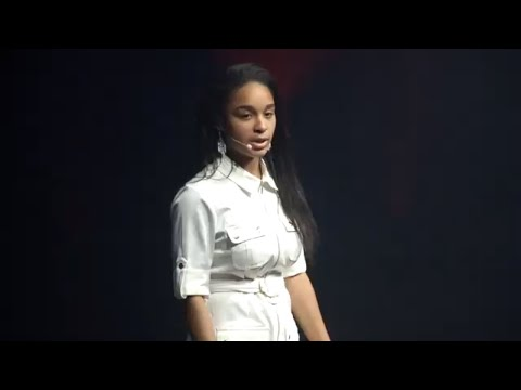Teen stress from a teen perspective  Michaela Horn  TEDxNaperville